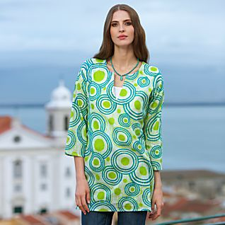 View Indian Raindrop Tunic image