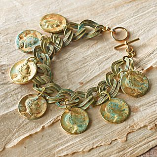 View Ship's Treasure Bracelet image