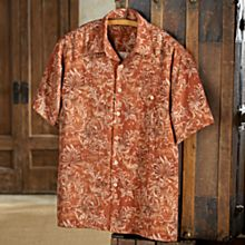 Men's Silk Road Travel Shirt