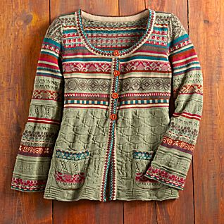 View Pirot Cotton Cardigan image
