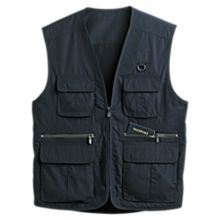 Cotton Travel Vest