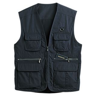 View Tilley Multi-Pocket Travel Vest image