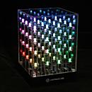 Luminescent LED Matrix