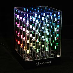 Luminescent LED Matrix