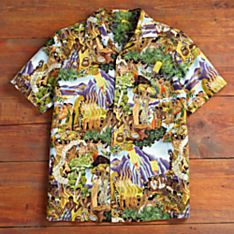 Large Hawaiian Shirt