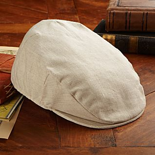 Irish Linen Cap