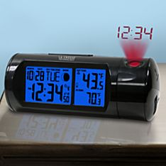 Atomic Clock with Time and Temperature Protection