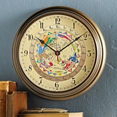 World Time Clock, Made in Canada