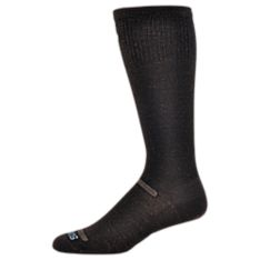 Merino Wool Travel Compression Socks, Made in the USA