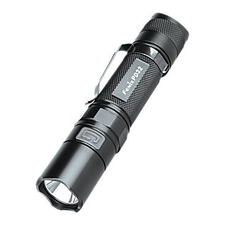Multimode LED Flashlight