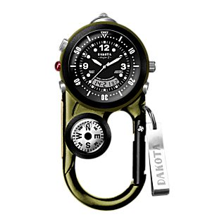 National Geographic Clip Watch and Compass