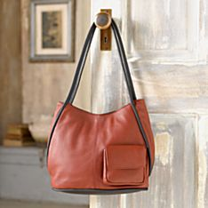 Cochabamba Leather Travel Bag