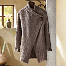 Etruscan Sweater Wrap