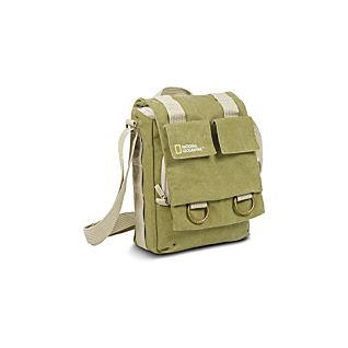 Earth Explorer Slim Shoulder Bag