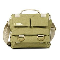 Earth Explorer Messenger Bag