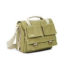 Canvas Earth Explorer Laptop Travel Bag