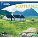 2014 National Geographic Scotland Wall Calendar