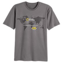 National Geographic 125th Anniversary T-Shirt