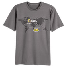 100% Cotton125th Anniversary T-Shirt