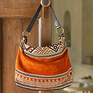 View Moroccan Tapestry Bag image