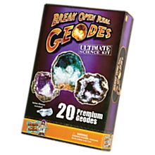 Ultimate Geode Kit, Ages 6 and Up
