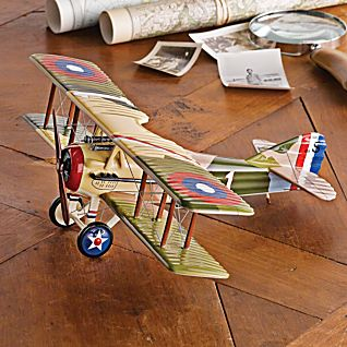 View SPAD S.Xlll Model Plane image