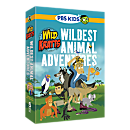 Wild Kratts DVD Set