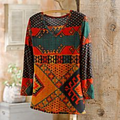 Traditional Designs Clothing for Travel