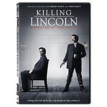 Killing Lincoln DVD, 2013