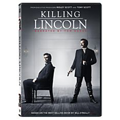 Killing Lincoln DVD, 2013