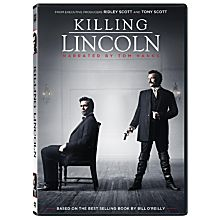 Killing Lincoln Blu-ray Disc