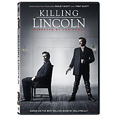 Killing Lincoln Blu-Ray Disc, 2013