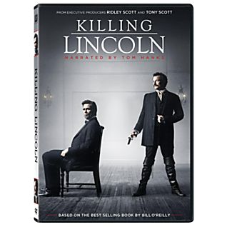 View Killing Lincoln Blu-ray Disc image