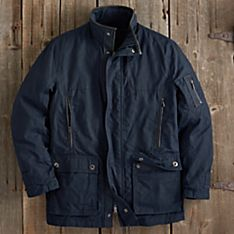 Mens Cloth Travel Jacket with Pockets