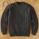 Galway Bay Fisherman's Sweater