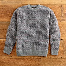 Scottish Classic Fisherman Sweater