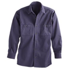 Men's Cotton Twill Field Shirt
