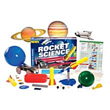 Rocket Science Kit, Ages 8 and Up