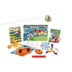 Science Experiments on the Go Kit, Ages 8 and Up