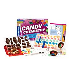 Candy Chemistry Kit, Ages 10 and Up