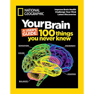 View National Geographic Your Brain Special Issue image
