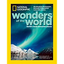 National Geographic Wonders of the World Special Issue