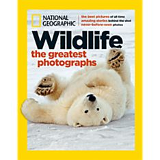 National Wildlife Photographer of the Gifts
