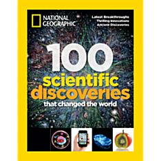 National Geographic 100 Scientific Discoveries That Changed the World Special Issue