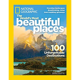 View National Geographic The World's Most Beautiful Places Special Issue image