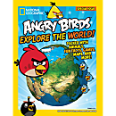 National Geographic Angry Birds Explore the World Special Issue