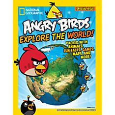 Angry Birds Explore the World Special Issue, 2013