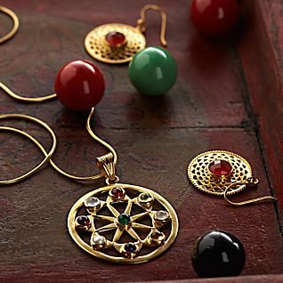 View Jaipur Sunshine Earrings image