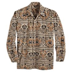 100% Cotton Long-Sleeved Shekhawati Shirt