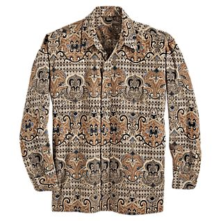 Long-Sleeved Shekhawati Shirt
